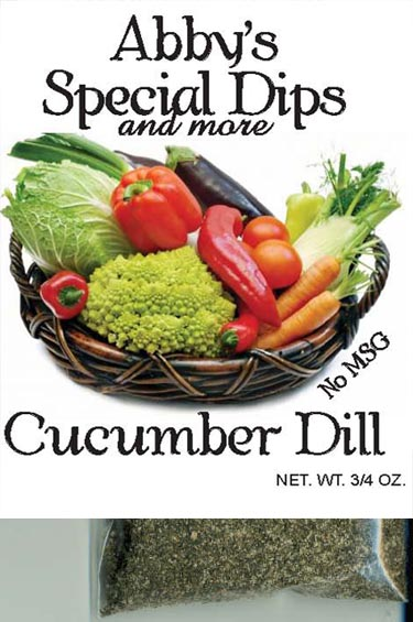 Cucumber-Dill Package