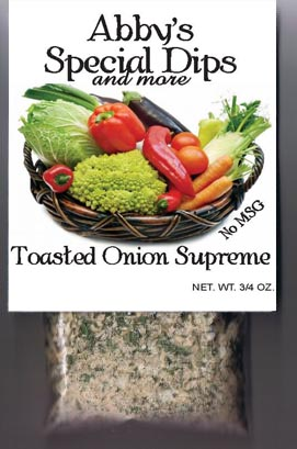 Toasted Onion Supreme Package